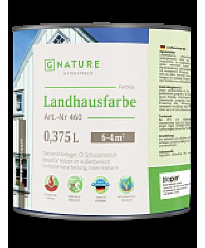 Укрывная краска, белая 461 Landhausfarbe