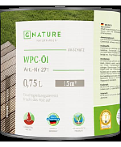 Масло для ДПК 271 WPC-Öl