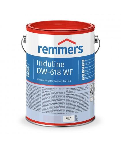 Краска Induline DW-618 WF огнезащитная для древесины