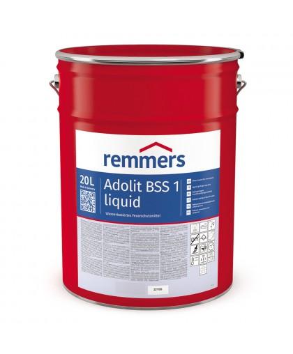 Пропитка BSS1 Liquid огнезащитная для древесины