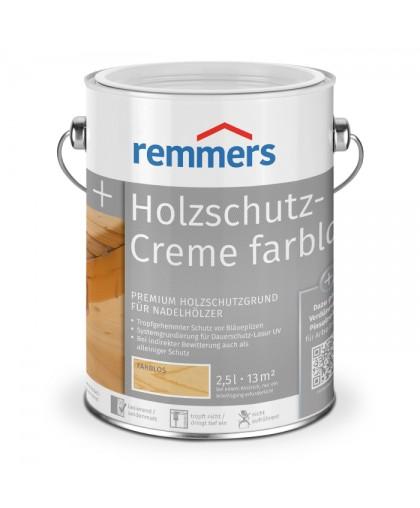 Грунт-крем Holzschutz-Creme farblos для древесины