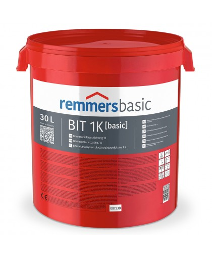 Мастика BIT 1K гидроизоляционная битумная