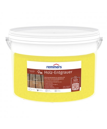 Средство Holz-Entgrauer для очистки и осветления древесины