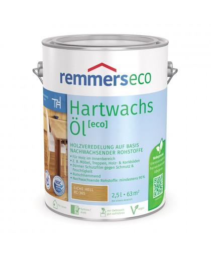Масло Hartwachs-Öl [eco] для деревянных лестниц и паркета