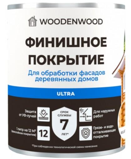 ФИНИШНОЕ ПОКРЫТИЕ Для обработки фасадов деревянных домов