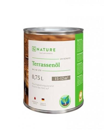 Масло для террас 270 Terrassenöl